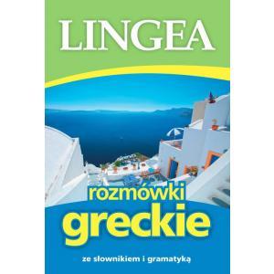 Rozmówki greckie ze słownikiem i gramatyką