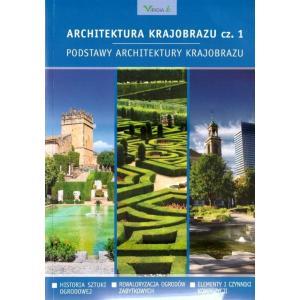 Architektura krajobrazu cz. 1. Podstawy architektury krajobrazu