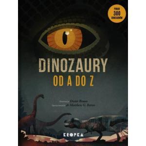Dinozaury od A do Z