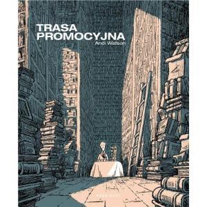 Trasa promocyjna /komiks/