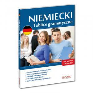 Niemiecki. Tablice gramatyczne