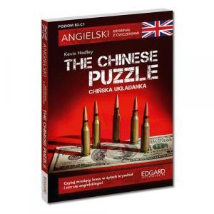 Angielski kryminał z ćwiczeniami. The Chinese Puzzle. Poziom B2-C1. Wyd.2020