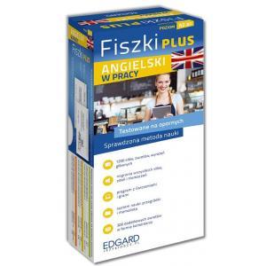 Fiszki Plus. Angielski w pracy. Poziom A2-B1