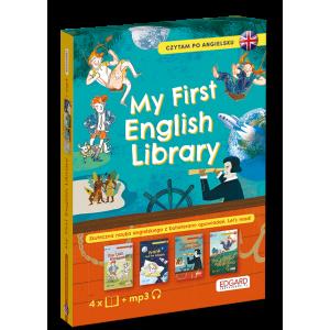 My First English Library. Czytam po angielsku. Pakiet