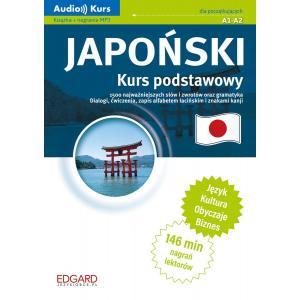 Japoński. Kurs podstawowy + MP3