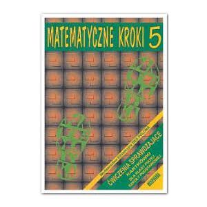 Matematyka SP 5 Matem. kroki Kartkówki RESPOLONA