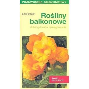 Rośliny Balkonowe Przewodnik Kieszonkowy