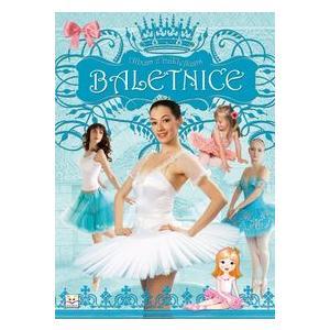 Album z naklejkami - Baletnice