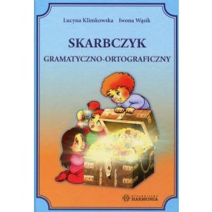 Kszt. zintegr. SP kl. 1-3. Skarbczyk gramatyczno-ortograficzny