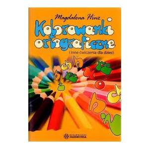 Kolorowanki ortograficzne i inne ćwiczenia dla dzieci