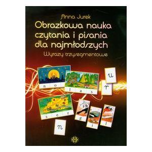 Obrazkowa nauka czytania i pisania dla najmłodszych