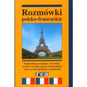 Rozmówki Francuskie - Rea