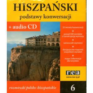 Podstawy Konwersacji Hiszpański + CD