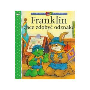 Franklin Chce Zdobyć Odznakę