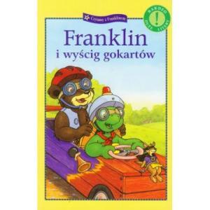 Franklin i wyścig gokartów