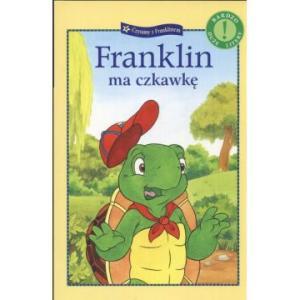 Franklin ma czkawkę. Clark, Brenda. Opr. miękka