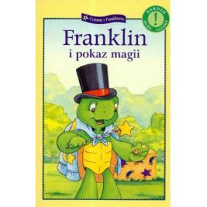Franklin i pokaz magii. Clark, Brenda. Opr. miękka