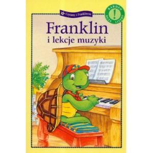Franklin i lekcje muzyki. Clark, Brenda. Opr. miękka