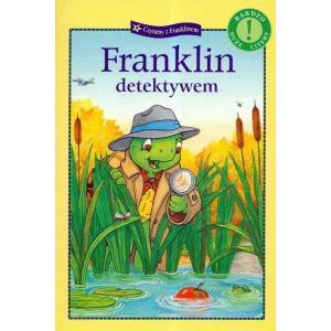 Czytamy z Franklinem. Franklin detektywem