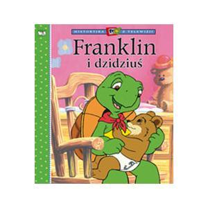 Franklin i dzidziuś. Bourgeois, Paulette. Opr. miękka