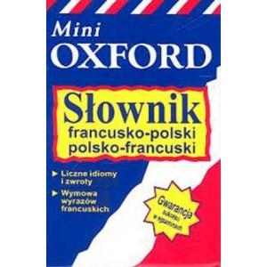 Mini Oxford Słownik Francusko-Polsko-Francuski
