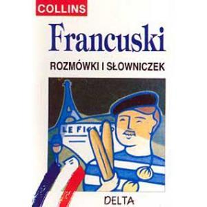 Rozmówki Francuskie Delta/Collins