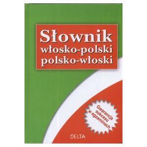 Słownik Włosko-Polsko-Włoski Delta