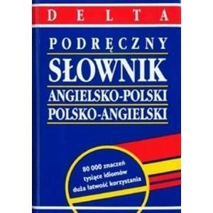 Słownik Podręczny Angielsko-Polsko-Angielski Delta