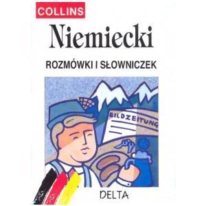 Rozmówki niemieckie i słowniczek COLLINS/2012