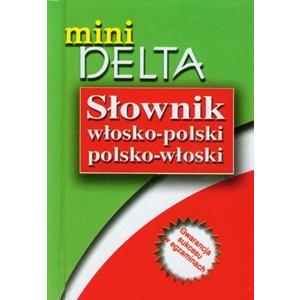 Słownik Włosko-Polsko-Włoski. Mini Delta