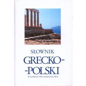 Słownik Grecko-Polski tom 1