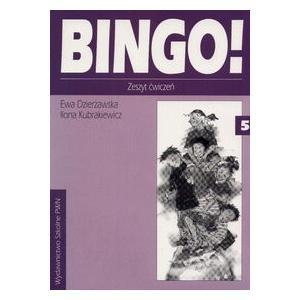 Bingo! 5. Język Angielski. Ćwiczenia. Szkoła Podstawowa