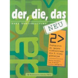 Der Die Das Gim 2 Kont. New Podr z kasetą