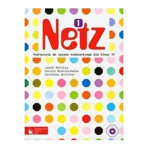 Netz 1 Podręcznik BEZ cd