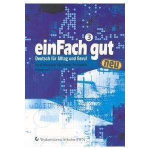 Ein Fach Gut 3 Neu Podręcznik +CD