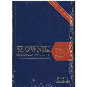 Słownik Prawniczo-Handlowy Polsko-Niemiecki