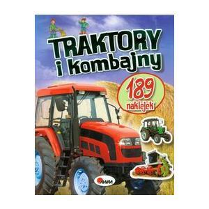 Traktory i kombajny - 189 naklejek