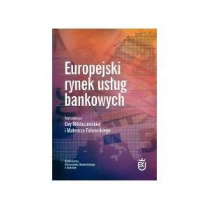 Europejski rynek usług bankowych