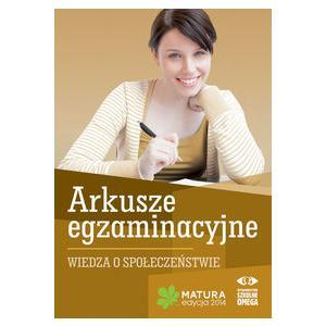 Matura 2014. Wiedza o Społeczeństwie. Arkusze Egzaminacyjne