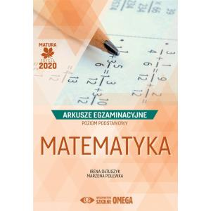 Matura 2020. Matematyka. Arkusze egzaminacyjne. Poziom podstawowy