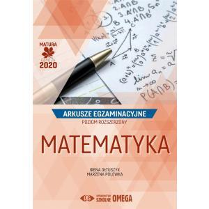 Matura 2020. Matematyka. Arkusze egzaminacyjne. Poziom rozszerzony