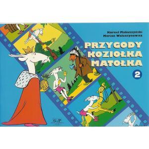 Przygody Koziołka Matołka. Księga 2. Makuszyński, K. Opr. miękka