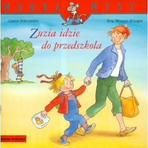 Mądra Mysz Zuzia Idzie Do Przedszkola