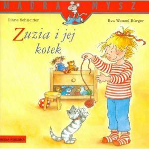 Mądra Mysz Zuzia i Jej Kotek