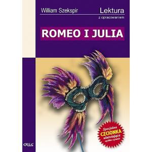 Romeo i Julia z opracowaniem oprawa miękka