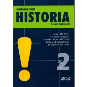 Vademecum historia cz. 2