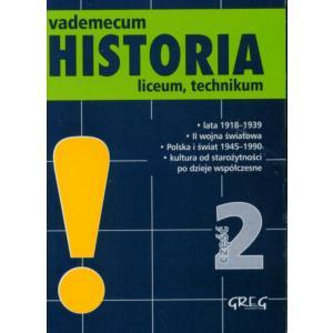 Vademecum historia - mini wersja cz. 2