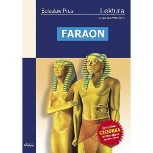 Faraon z opracowaniem oprawa miękka
