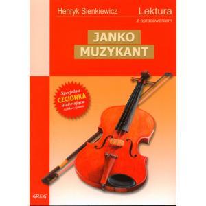Janko Muzykant z opracowaniem