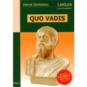 Quo vadis z opracowaniem oprawa miękka